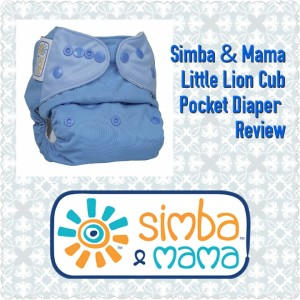 Simba & Mama Cloth Diaper Review + Video - Southern Made SImple