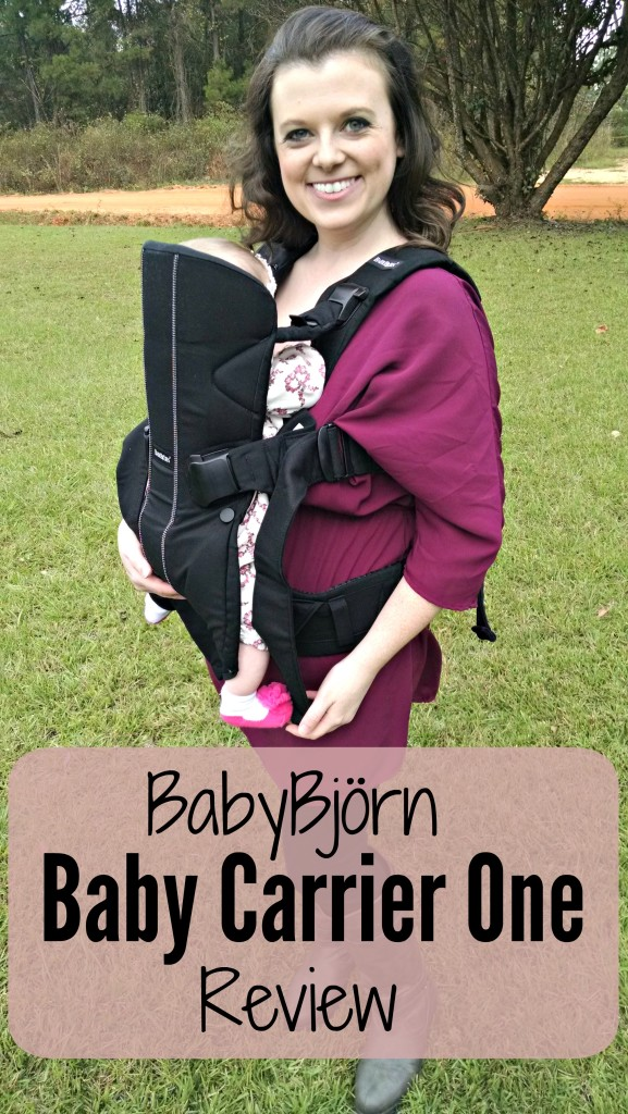 BabyBjörn Baby Carrier One Review - Southern Made Simple
