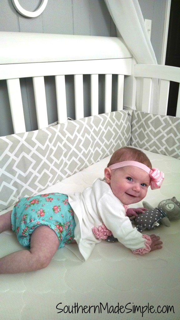 Are your diapers cute as a button? Buttons cloth diaper - Review