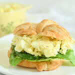 Cream Cheese and Bacon Egg Salad