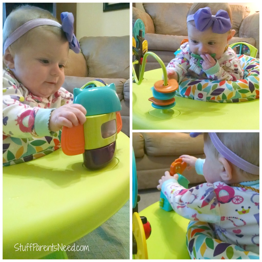 Oribel Portaplay Activity Center Review