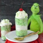 You're a SWEET One, Mr. Grinch! {Grinchy-Green Christmas Fluff Recipe}