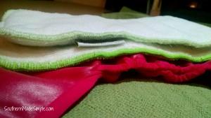 Microfiber vs. Hemp Cloth Diaper Inserts - A Buttons Cloth Diaper Review