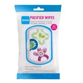 MAM pacifier wipes review