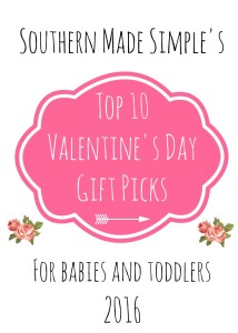 Valentine's Day gift ideas for babies and toddlers