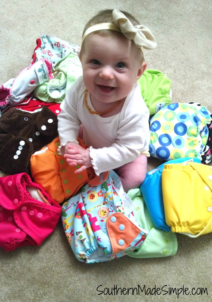 6 Things to Consider Before Cloth Diapering