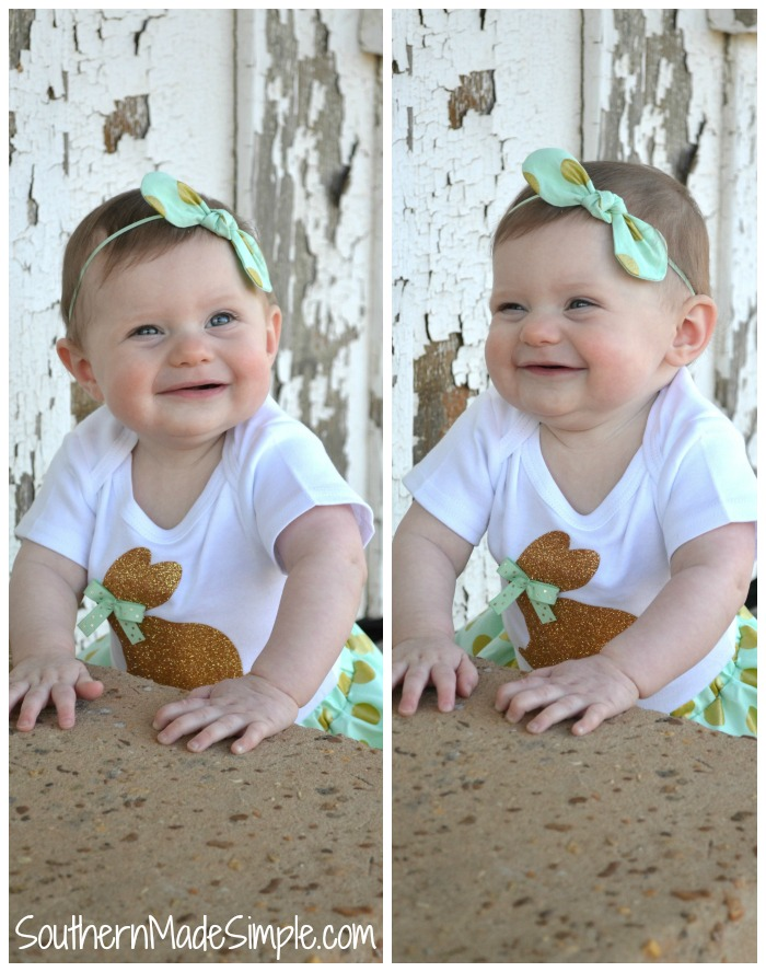 Olive Loves Apple Easter Bunny Outfit Giveaway Ends 3/1