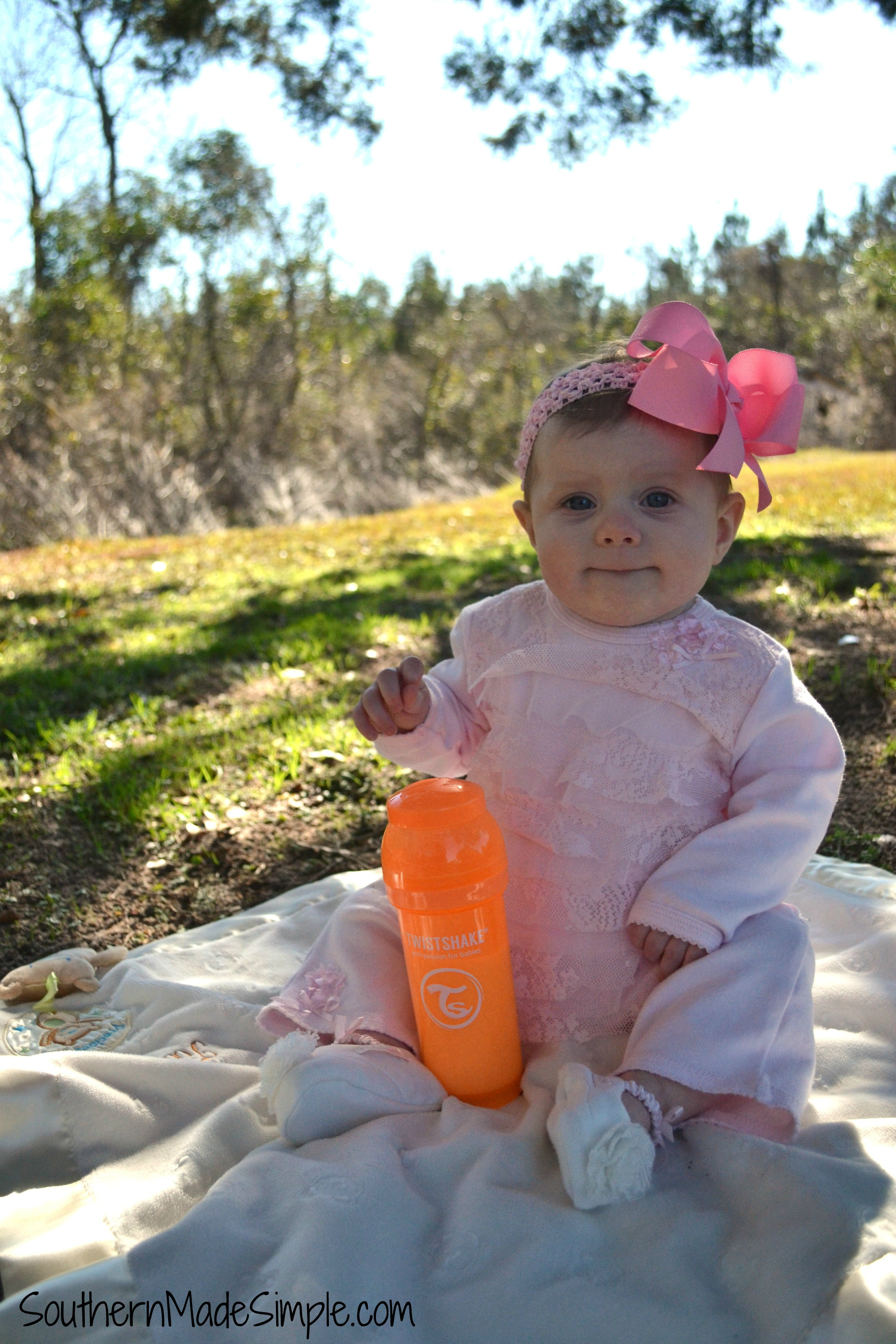 Twistshake Bottle Review + Giveaway