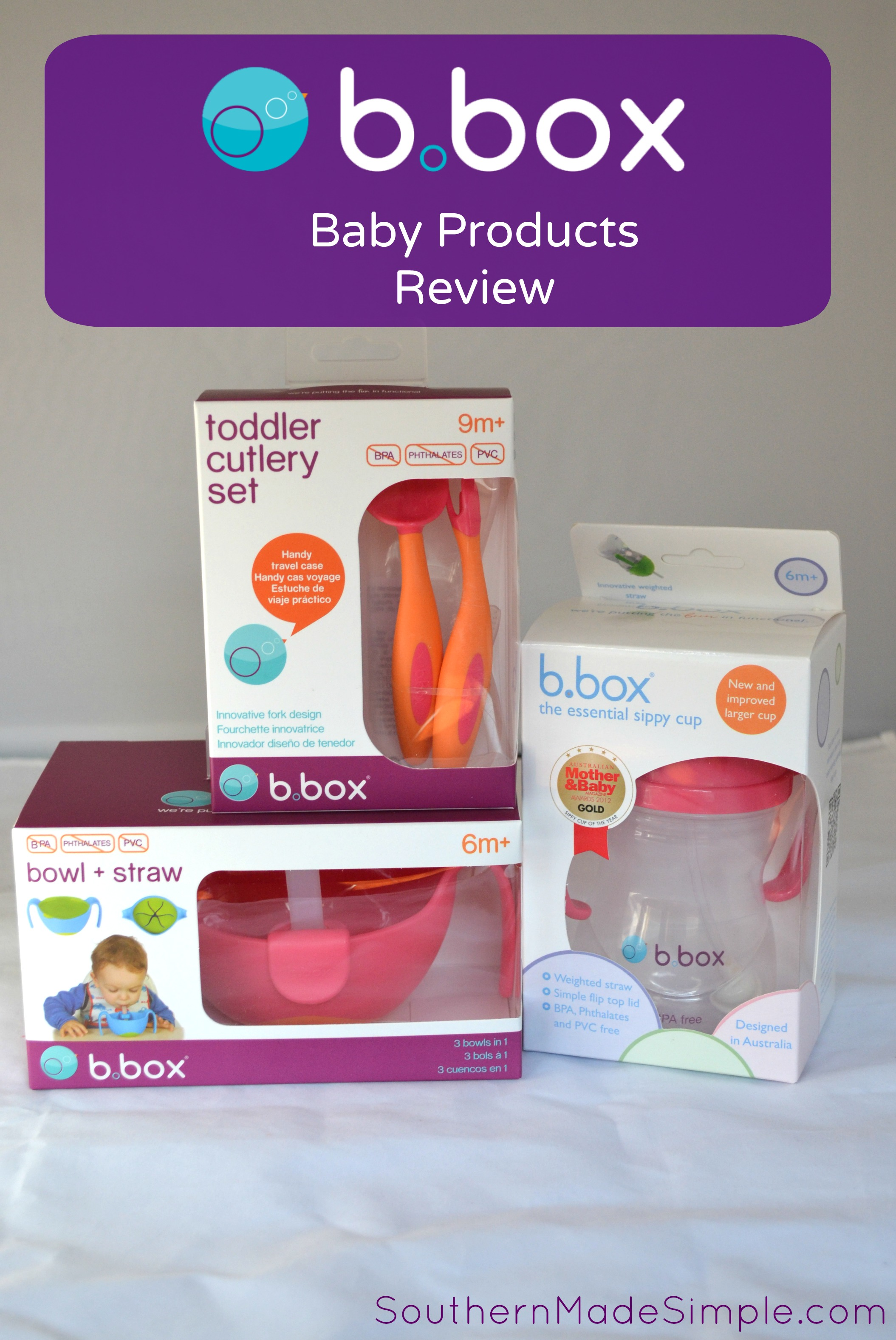 b.box puts the fun in functional during meal time! Review + giveaway! Ends 4/14