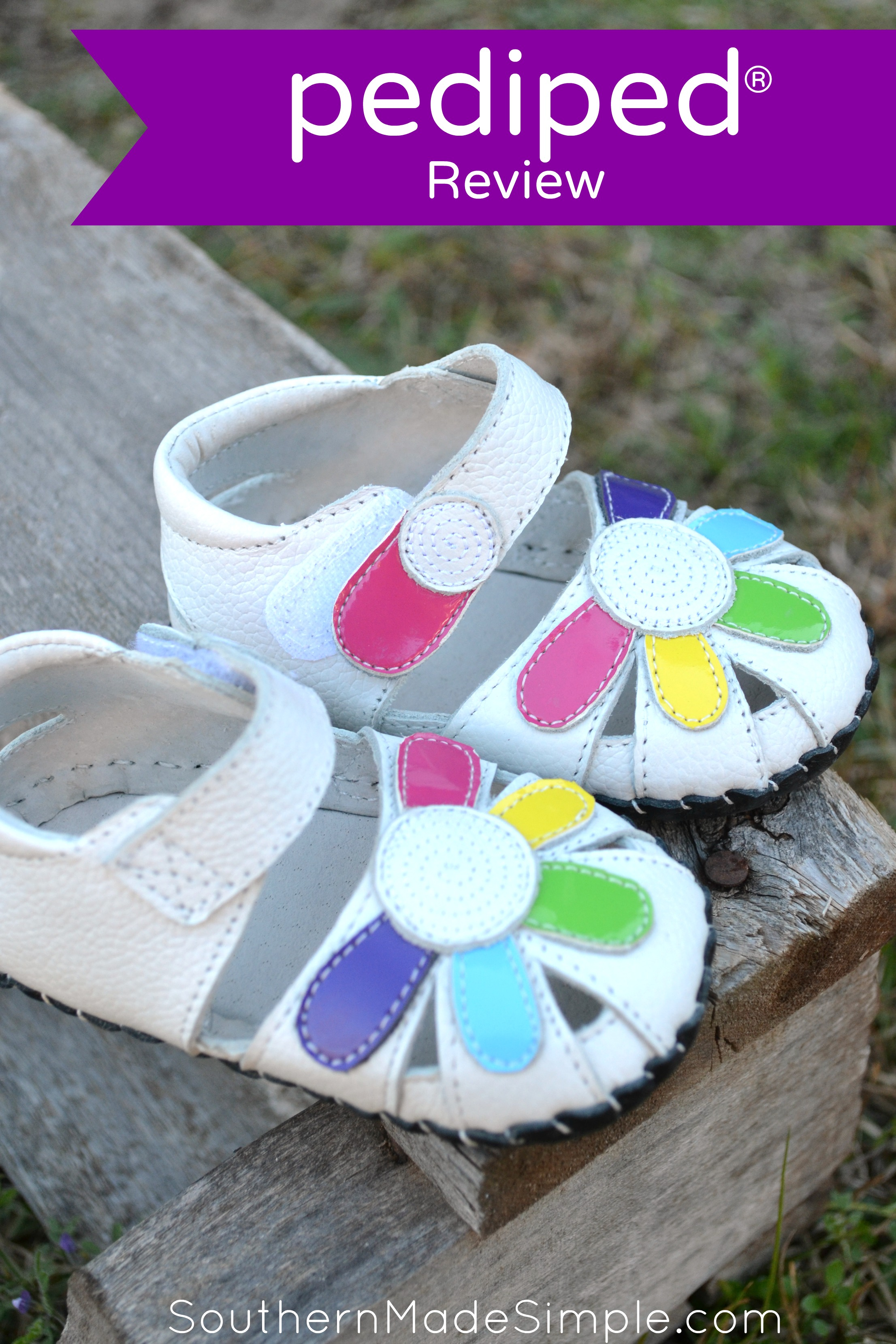 Pediped Shoes Review - 2016 Spring/Summer Collection