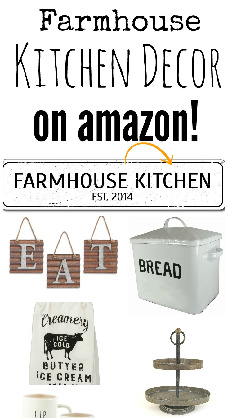Farmhouse Kitchen Finds