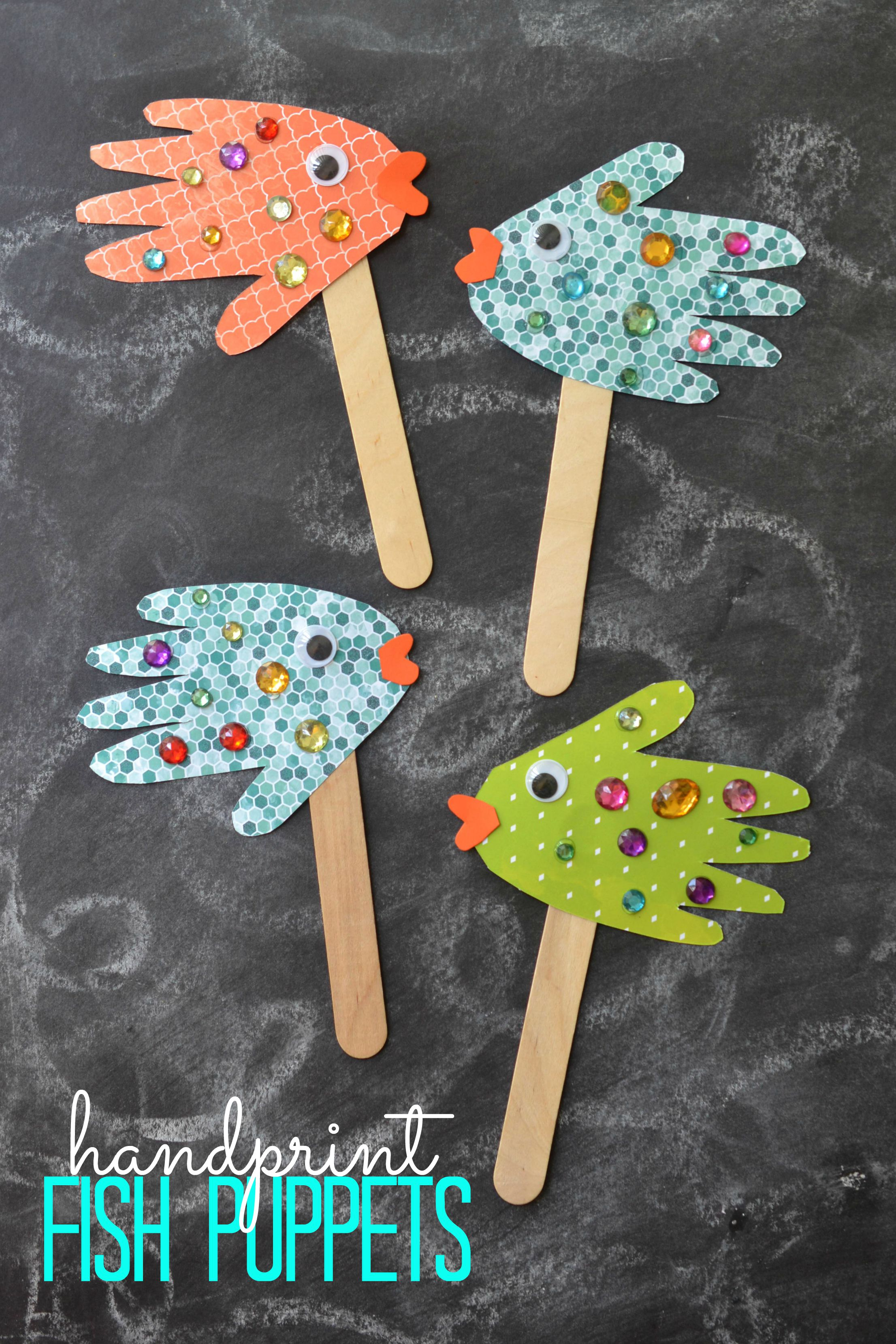 vbs craft ideas submerged under the sea theme