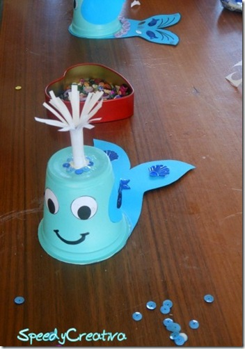 15 Craft Ideas for VBS Submerged Lifeway Theme #submerged #lifeway #underthesea VBS Craft Ideas - Submerged Sea Theme