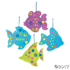 Submerged VBS craft ideas