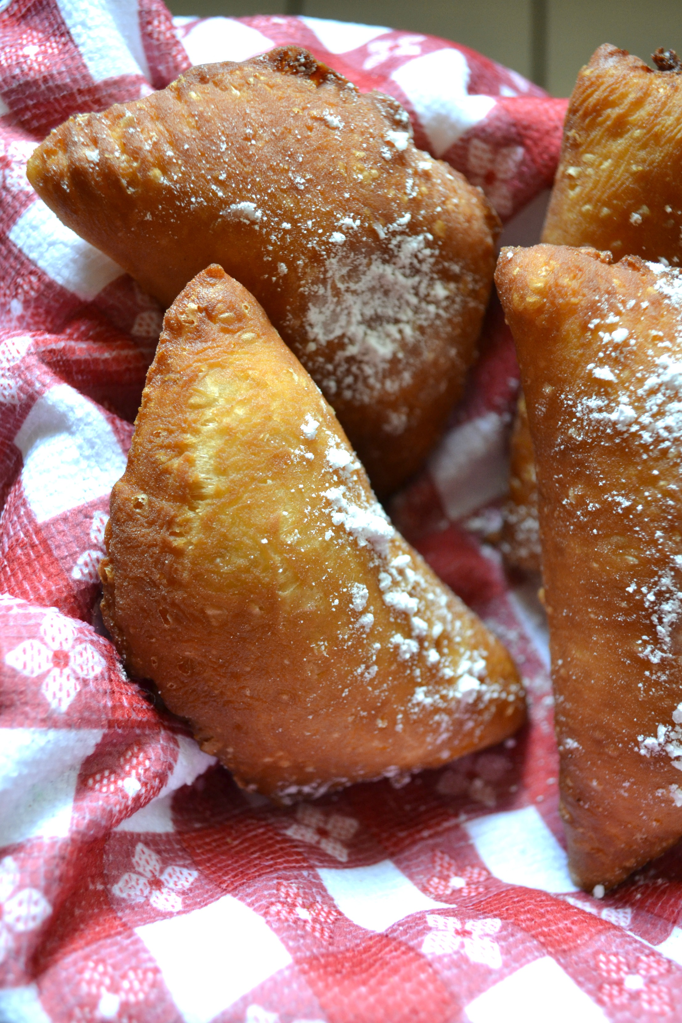 Southern Fig Fried Pies - a perfect summer time treat and AMAZING with a scoop of ice cream on top!