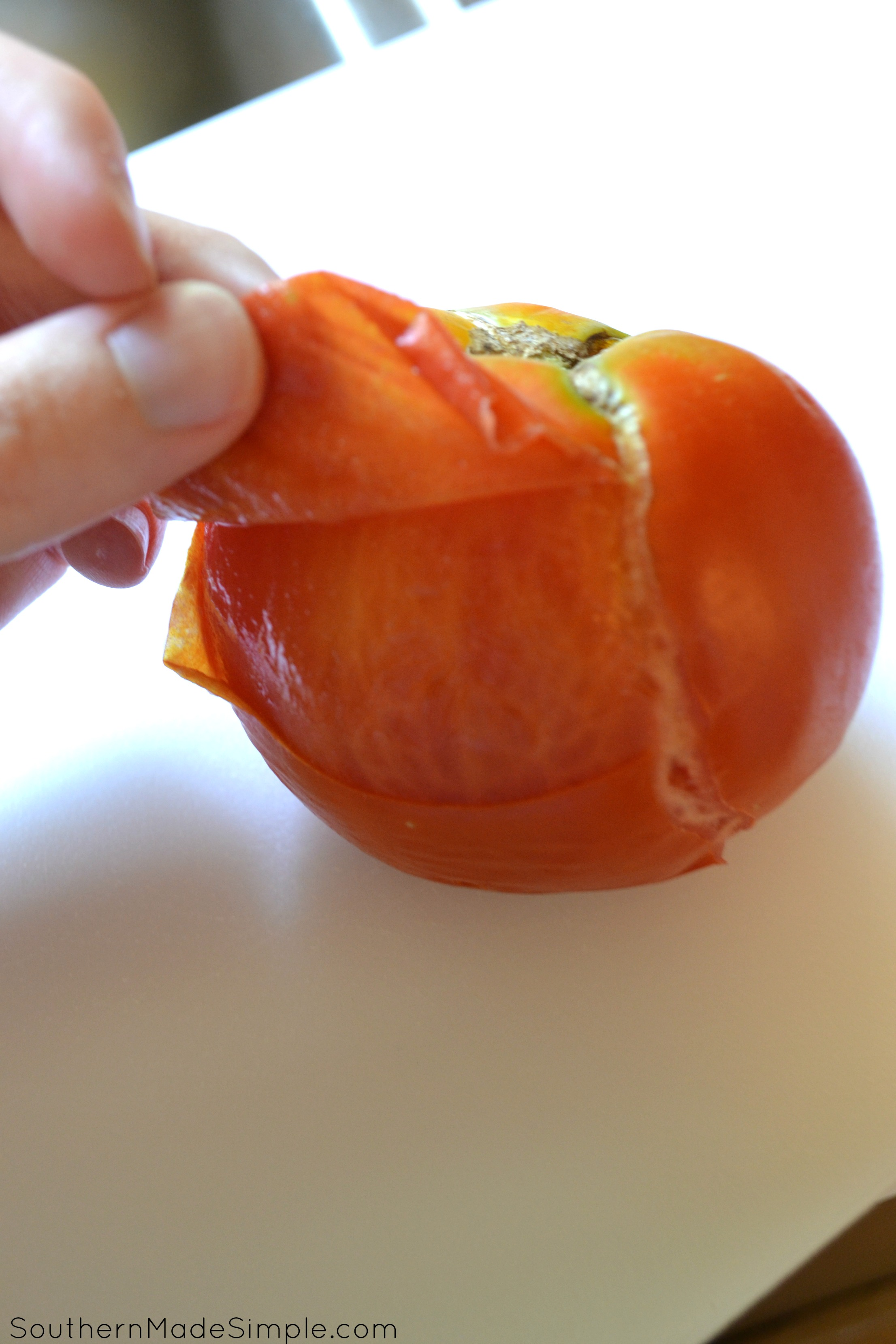 How to Freeze Tomatoes - the easy way!