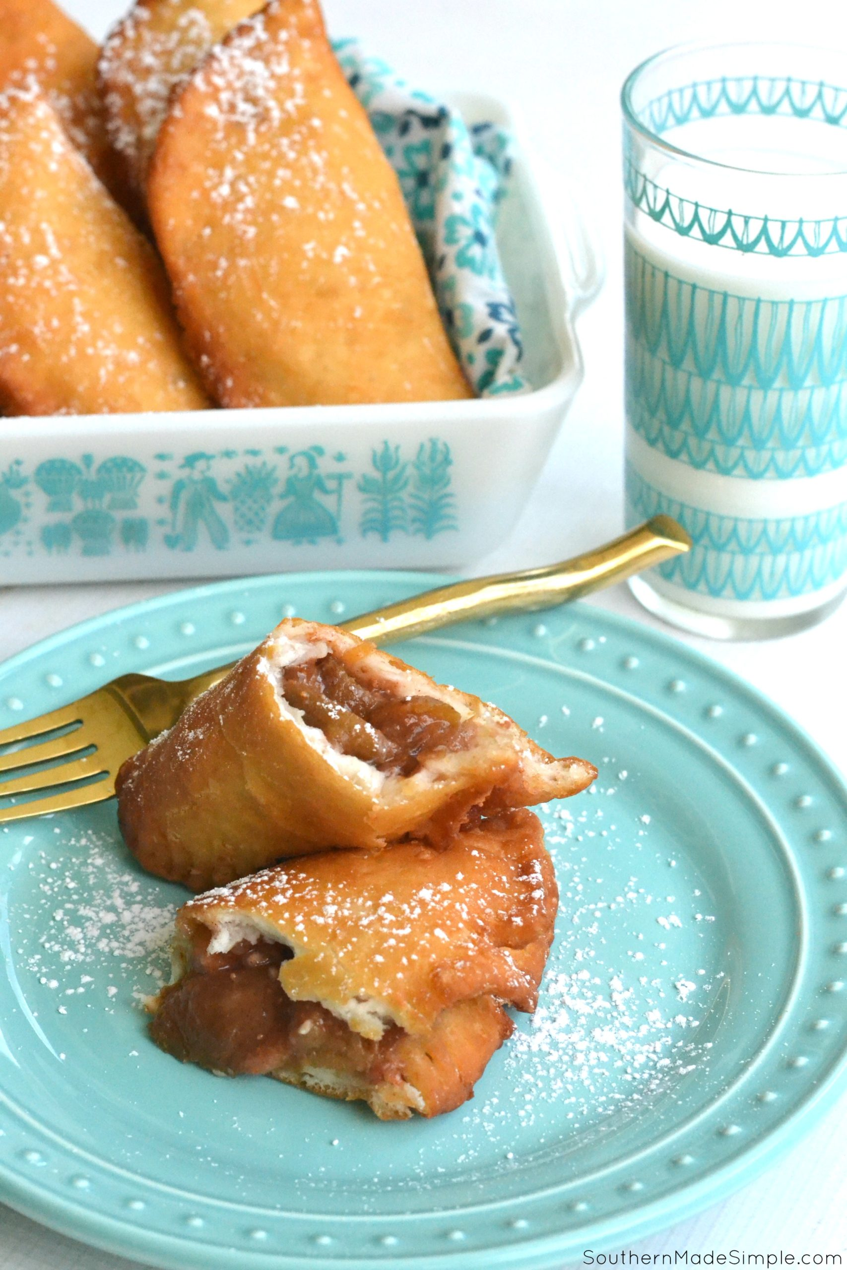 Southern Fried Fig Pies