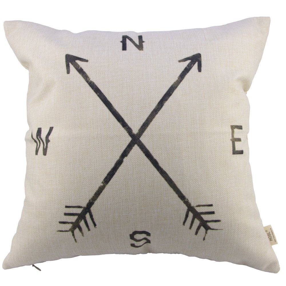 16 Farmhouse Style Pillows to Spruce up your Home Decor - and all available on Amazon!
