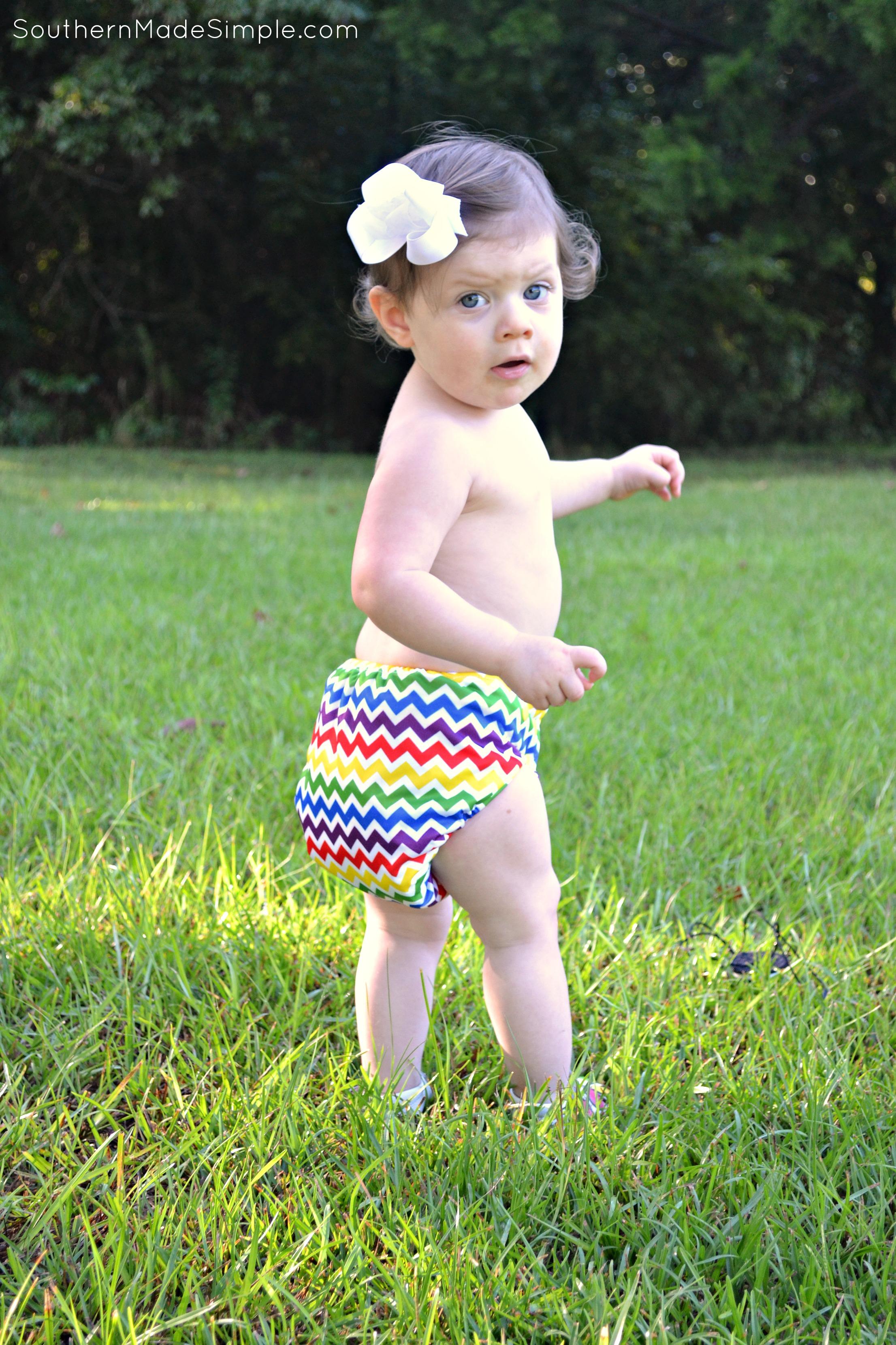 Lil Eco Cloth Diaper Review