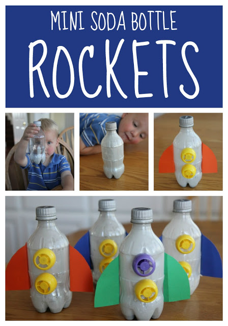 mini soda bottle rockets long