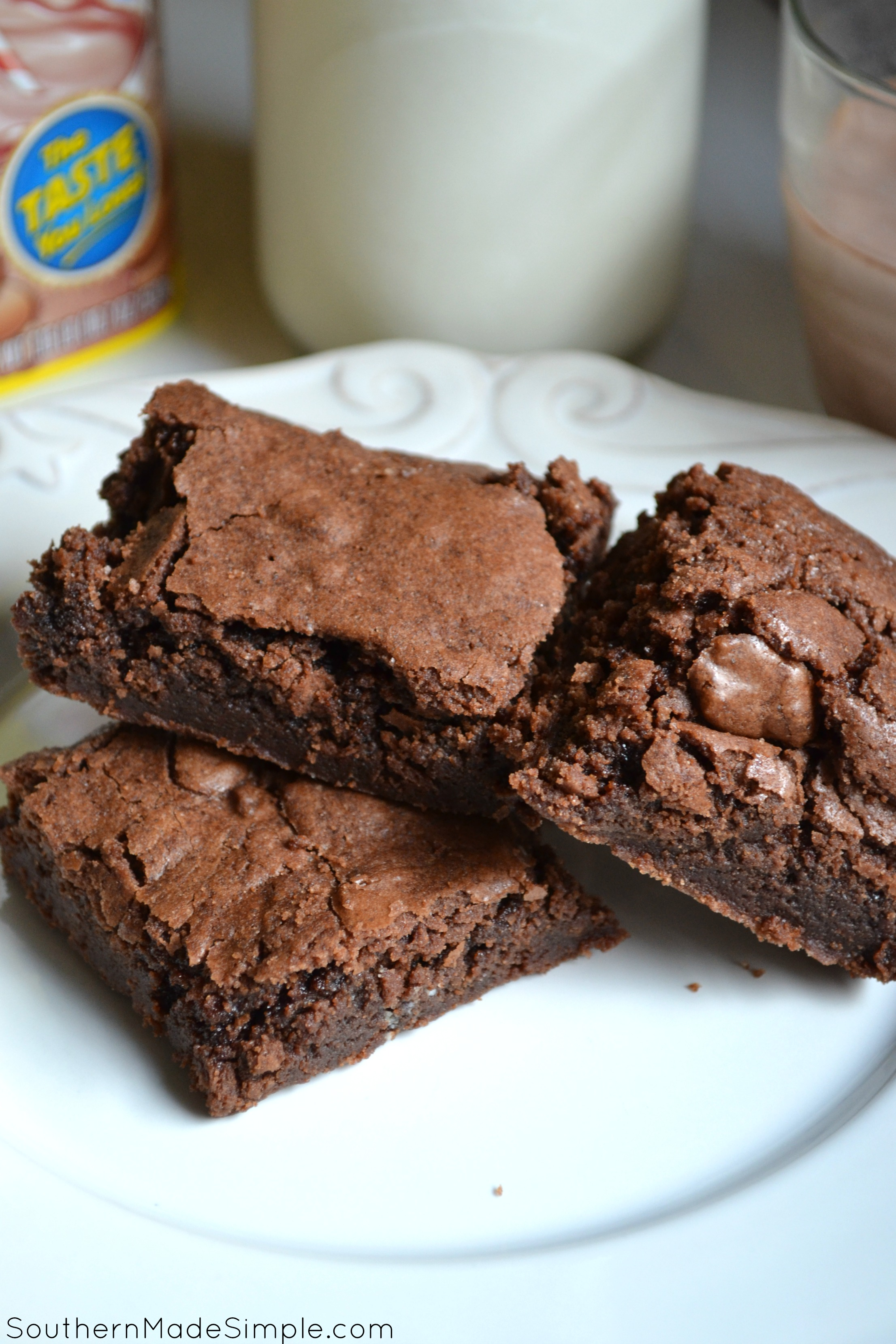 Nesquik Brownies - A Perfect Back to School Treat + FREE ... - photo#16