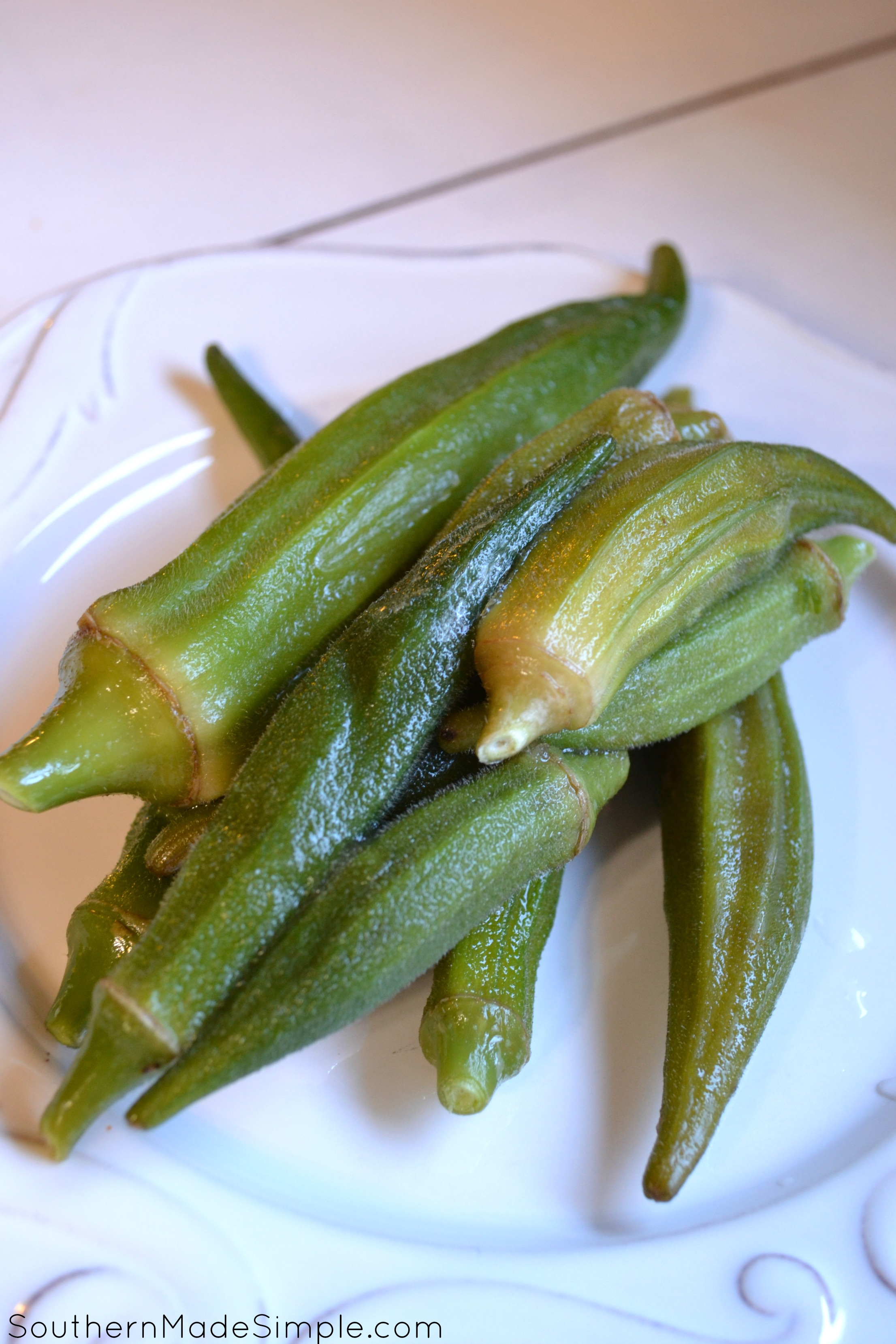 The BEST Southern fried okra recipe