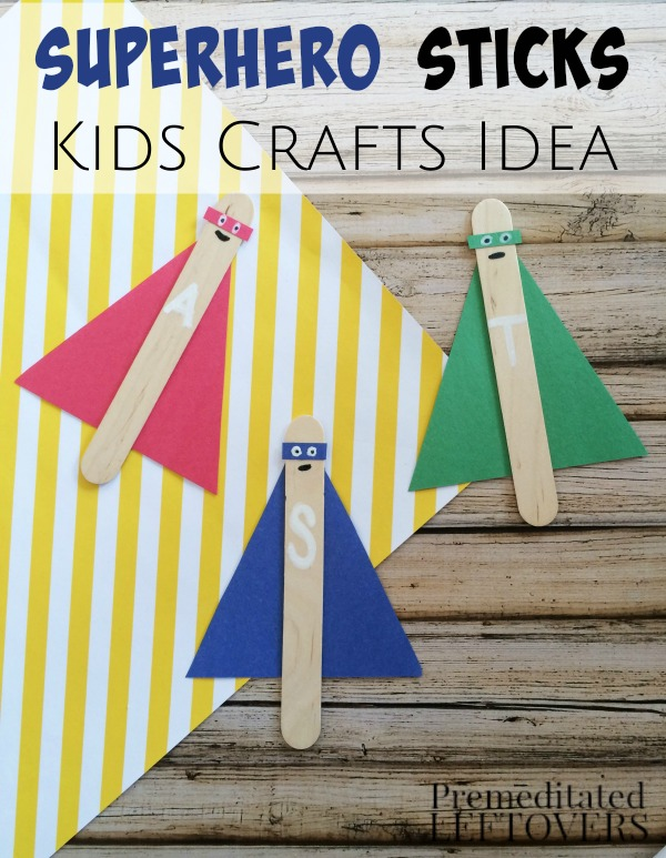 superhero-sticks-kids-crafts-idea