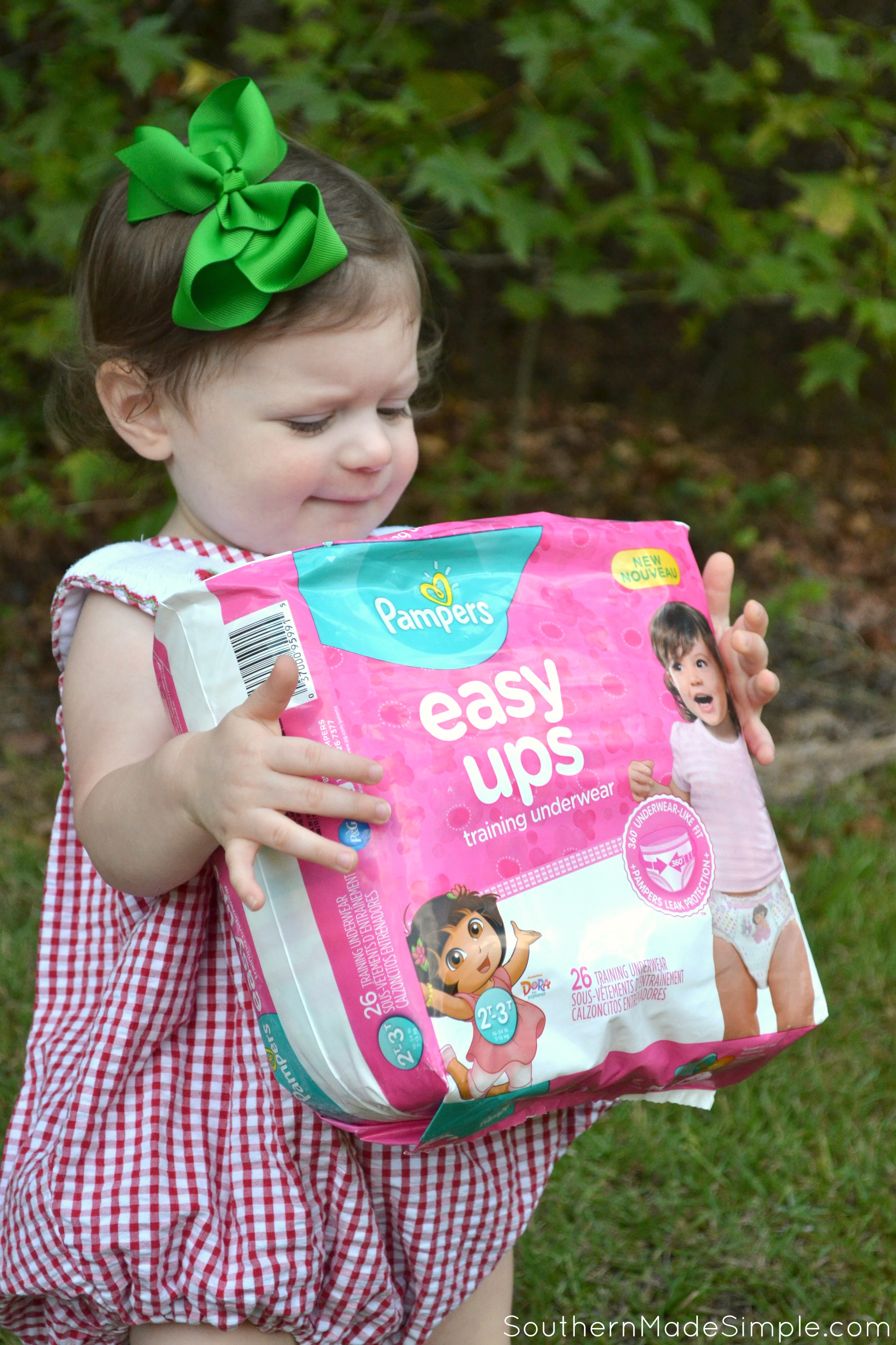 Pampers Easy Ups Review