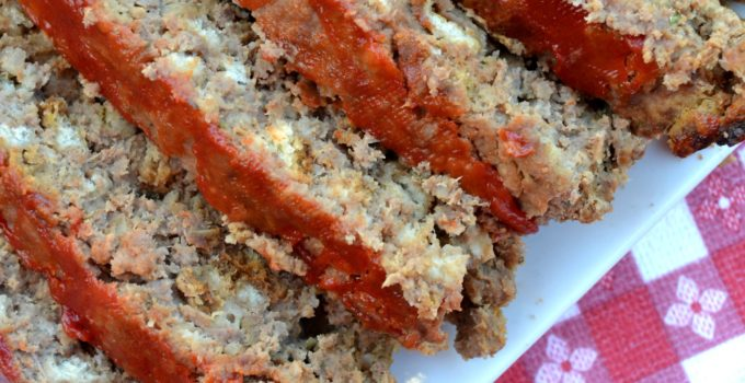 The BEST Ever Meat Loaf Recipe: Venison Edition