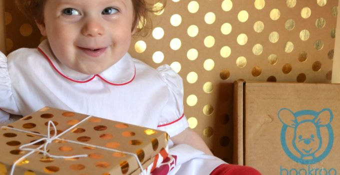 Bookroo -The Perfect Holiday Gift for Tots! (+FREE $10 Credit!)