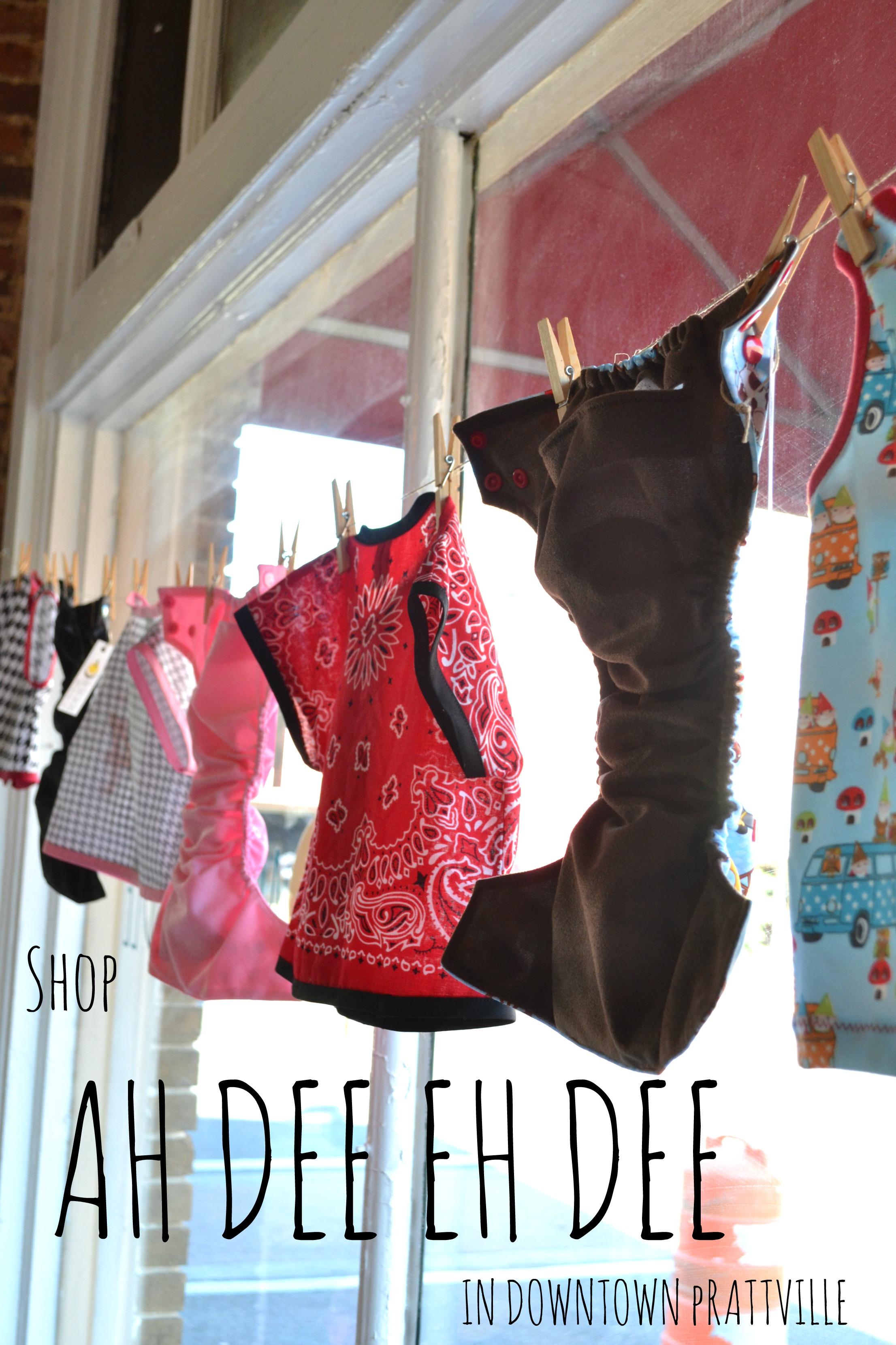 Ah Dee Eh Dee Cloth Diaper Review