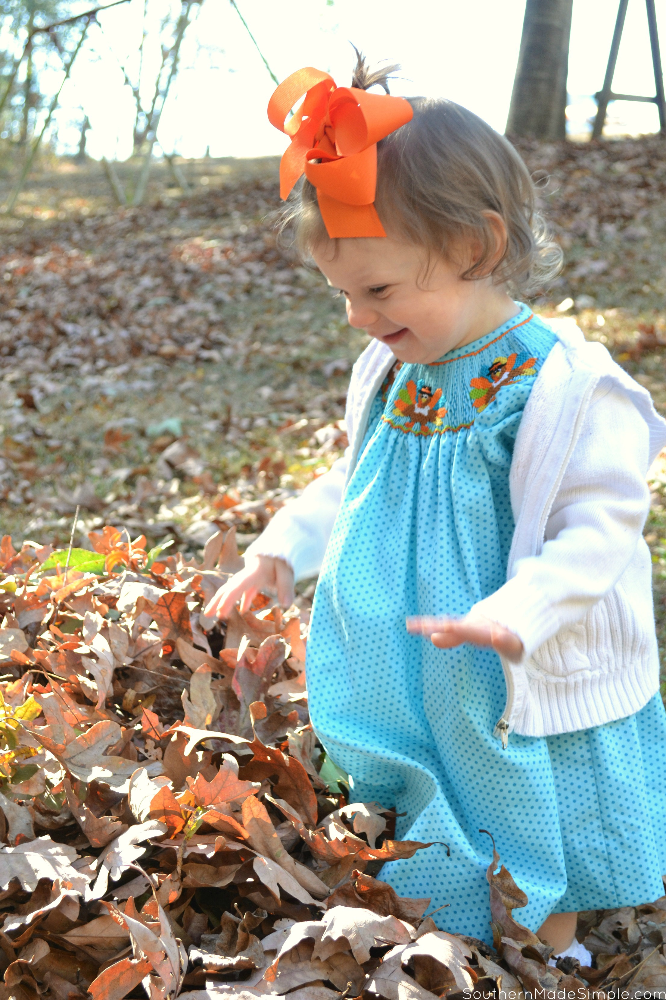 Tips on Enjoying Outdoor Play During the Cooler Months #VoiceOfPlay