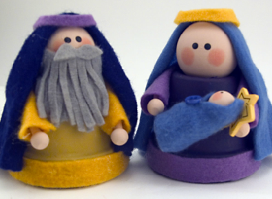 clay-pot-nativity