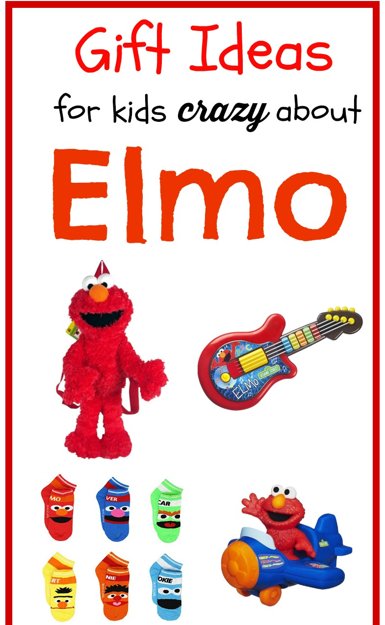 Elmo Birthday Gifts Archives