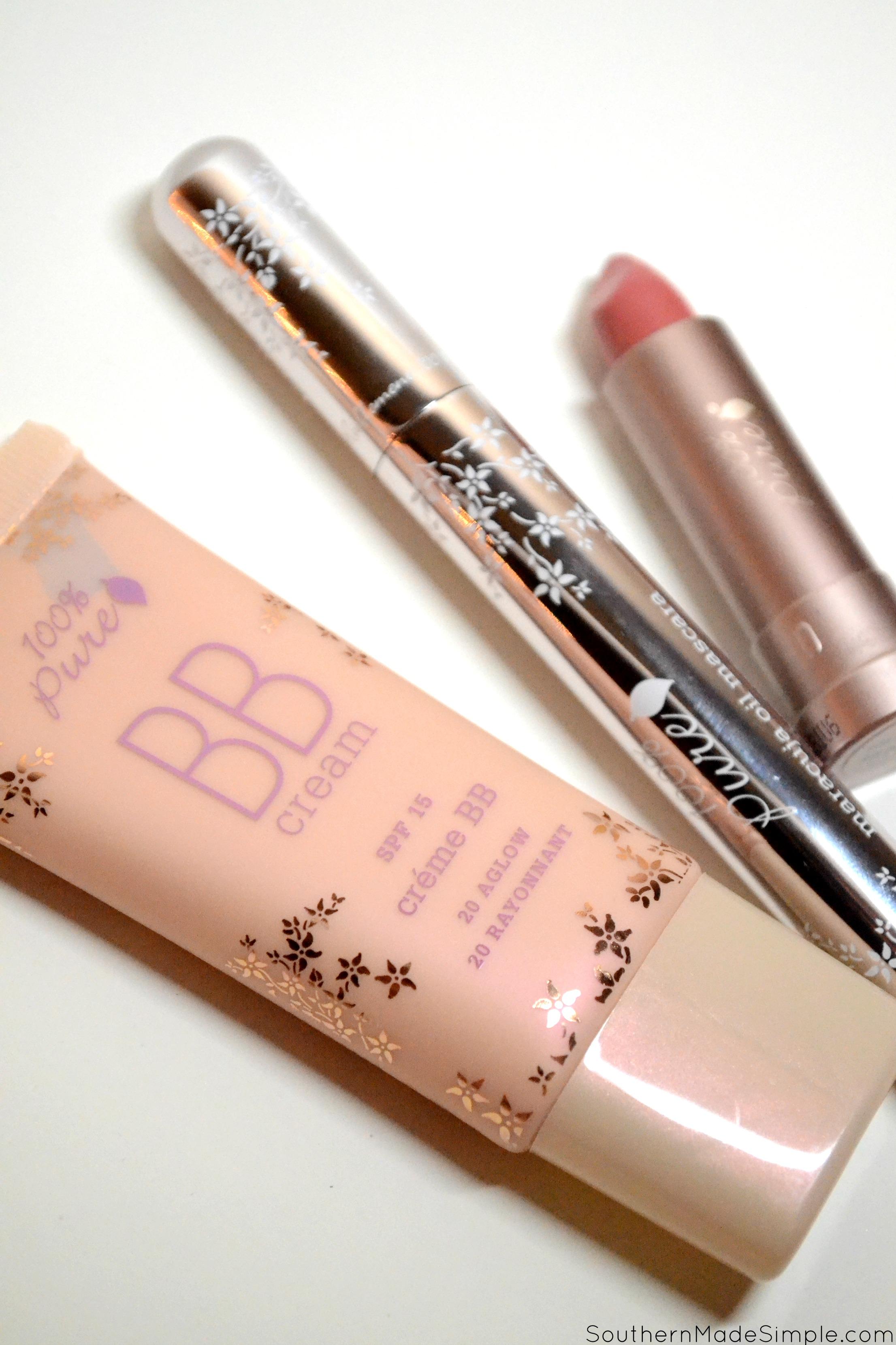 100 Percent Pure Makeup Review