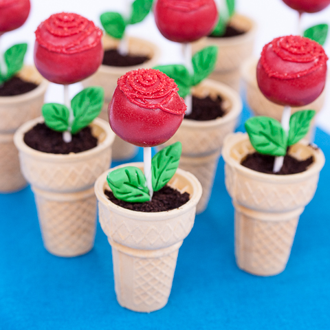 Valentine's Day Snack Crafts