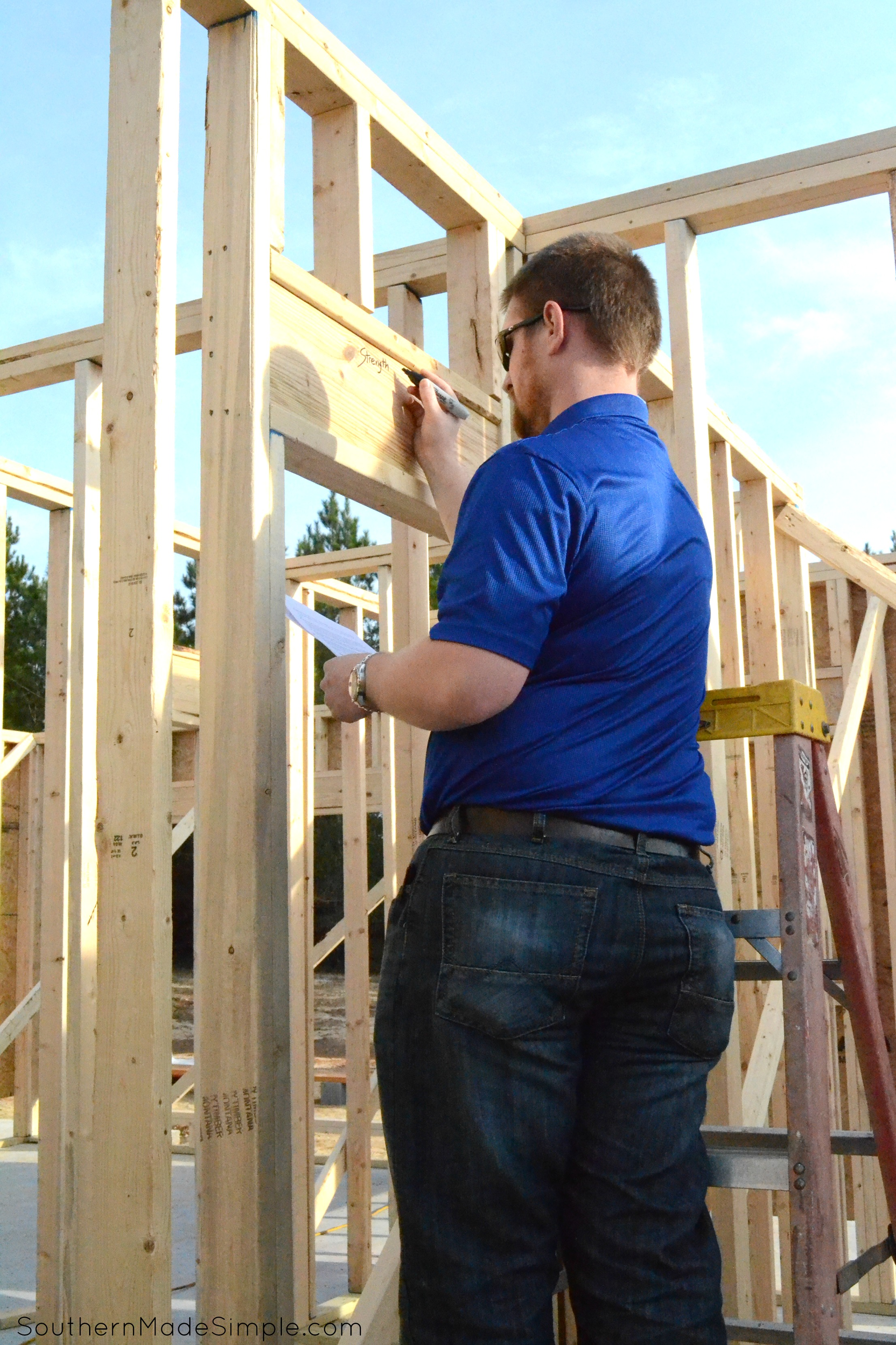 A Strong Foundation: Bible Verses for Building a Home - Southern