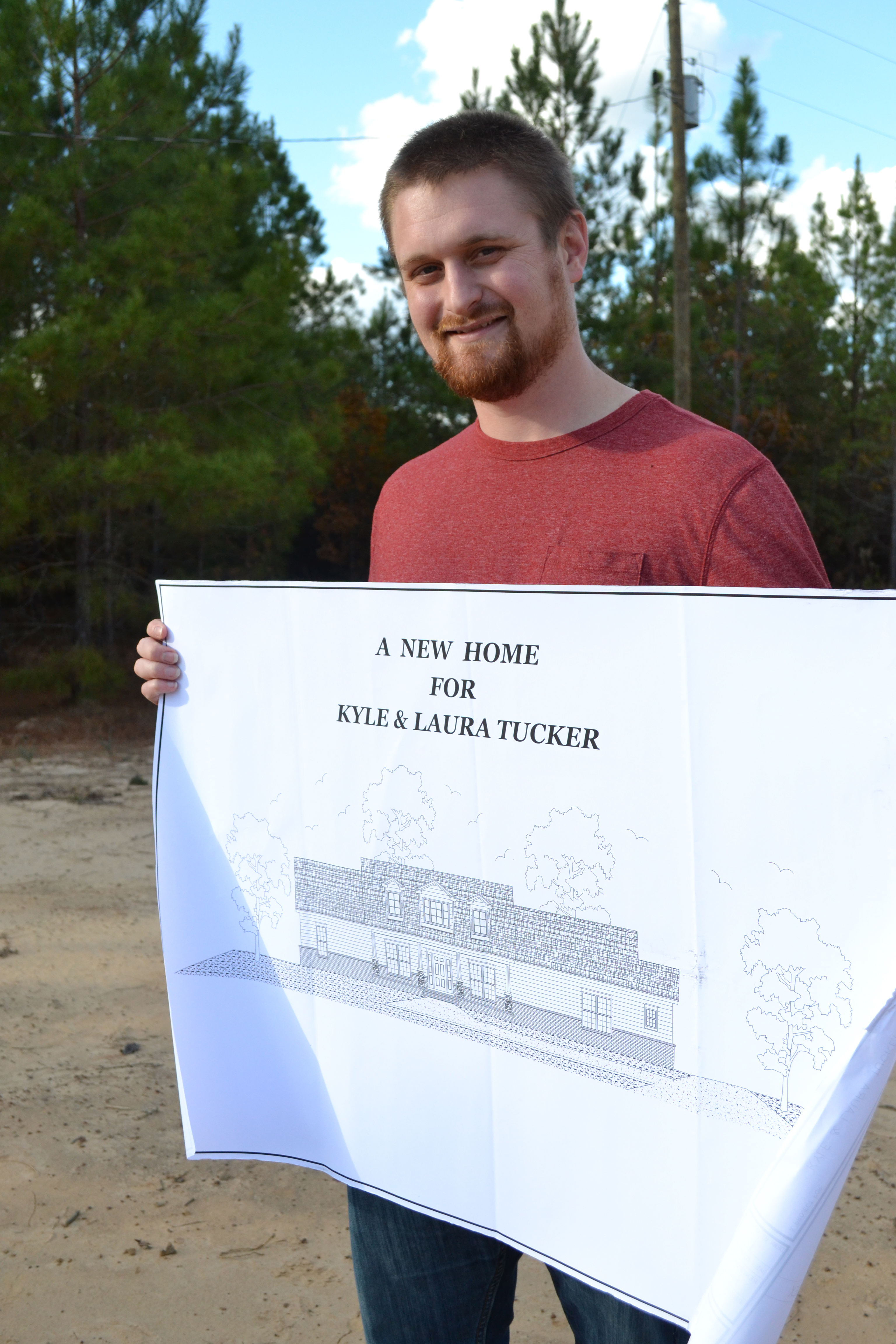 Were building our dream and planting our roots in the heart of Alabama, and we're inviting you to join us on our journey as we build a home from the ground up!