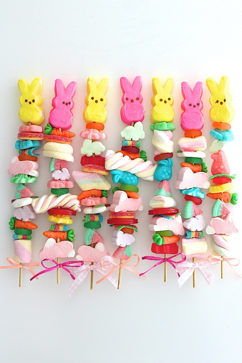 Easter Snack Crafts for Kids