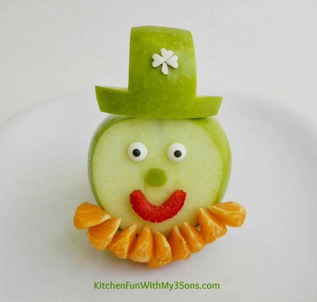 St. Patrick's Day Snack Crafts for Kids