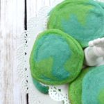 Earth Day Sugar Cookies