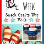 Dr. Seuss Snack Crafts for Kids