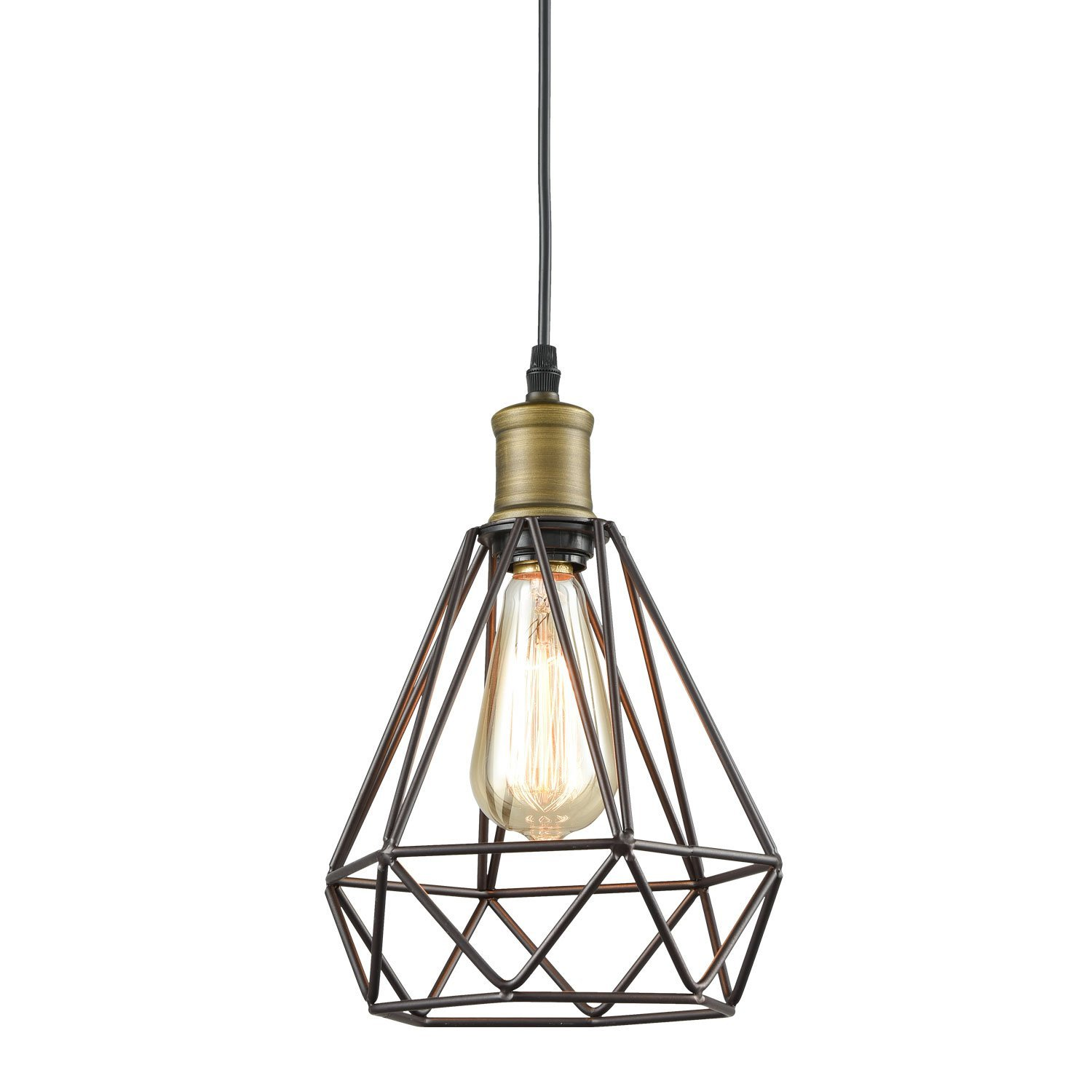 Hanging Lamp Design: Farmhouse Light Fixtures Under $200 {on Amazon