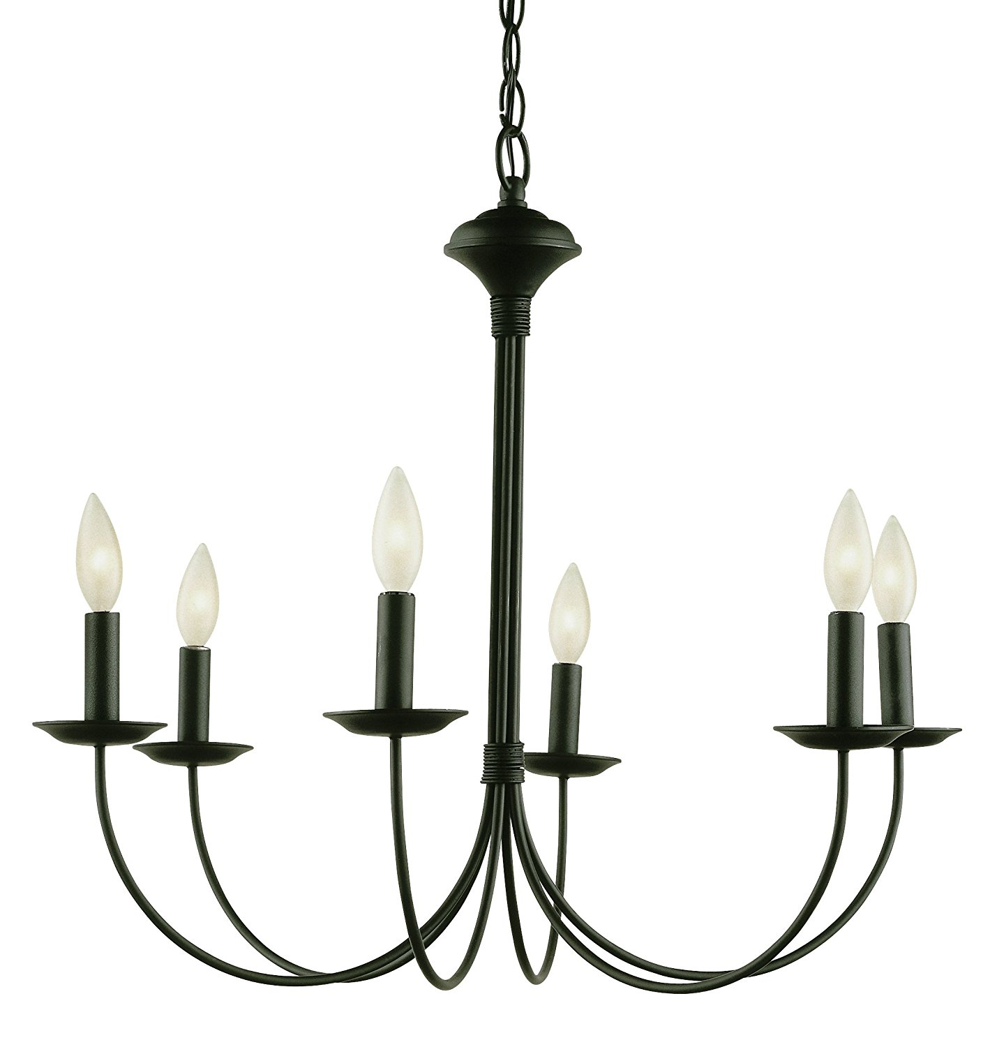 Farmhouse Light Fixtures Under On Amazon Southern Made Simple - Black iron kitchen light fixtures