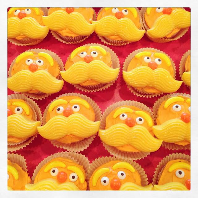 Dr. Seuss Snack Crafts for Kids