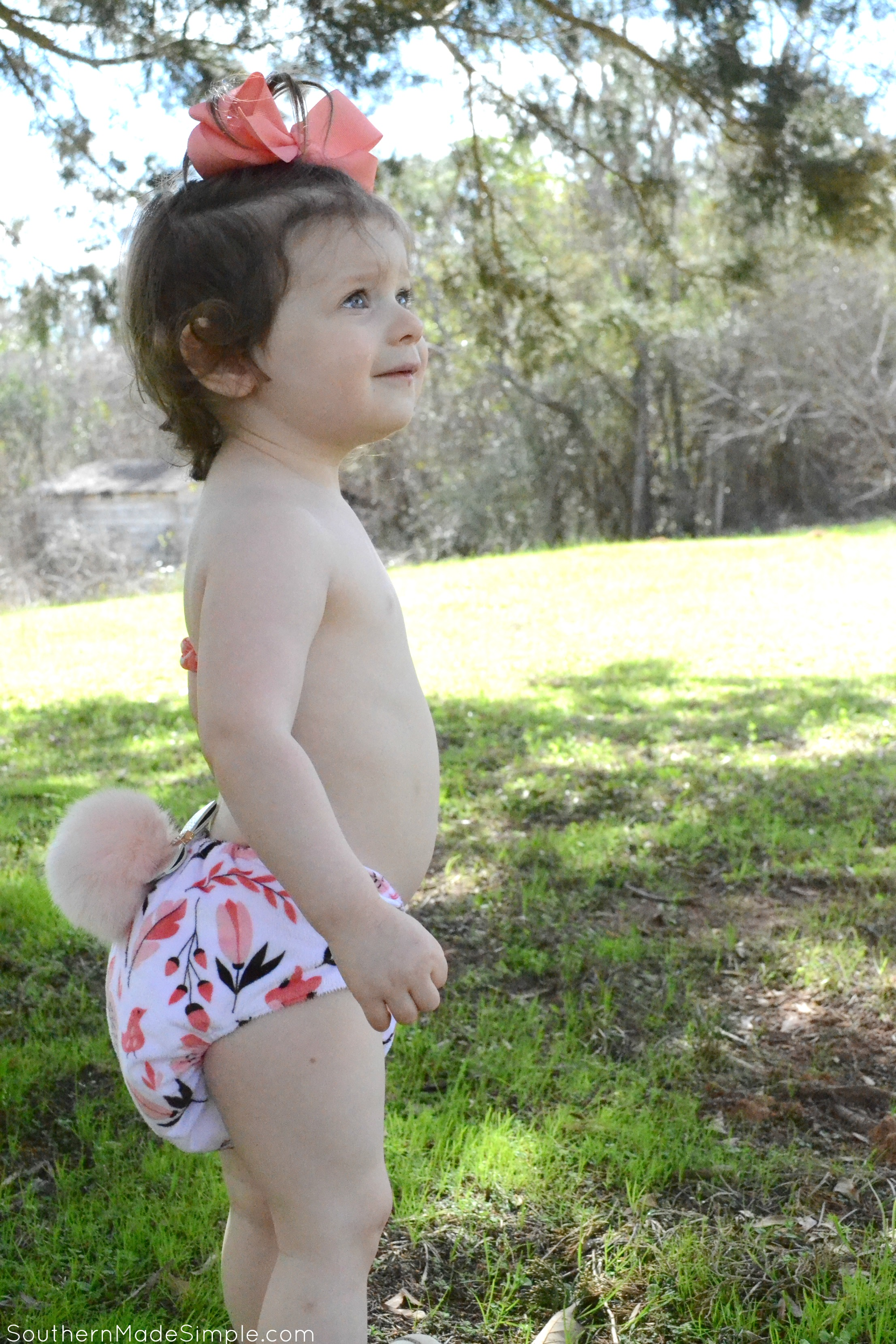 Lil Eco Cloth Diaper Review