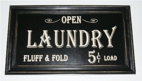 Farmhouse Laundry Room Decor
