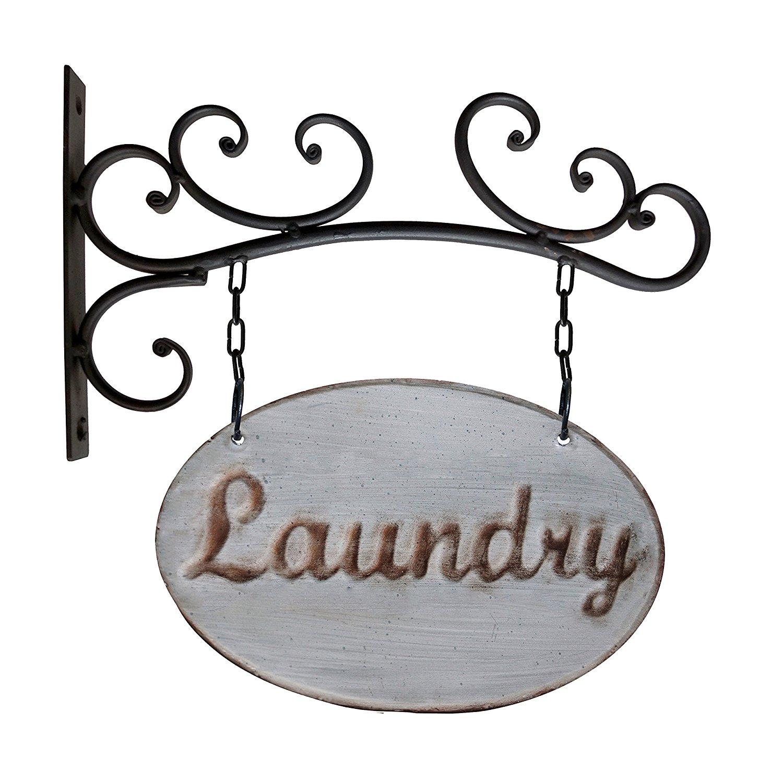 Farmhouse Laundry Decor