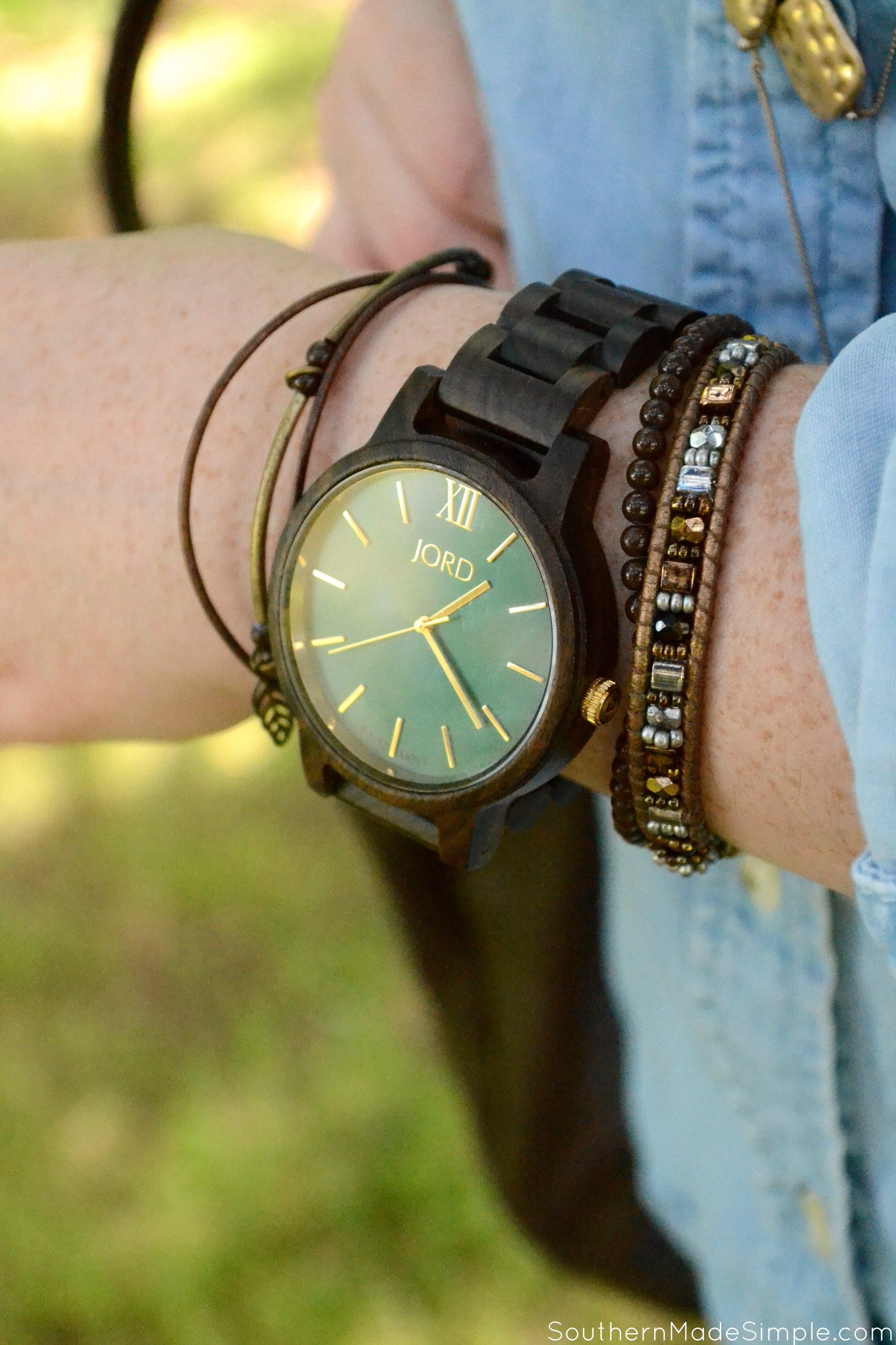 Celebrating every moment with JORD #jordwatch #woodwatch #gradgift #mothersday
