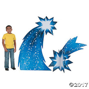 Galactic Starveyors VBS Decor Ideas